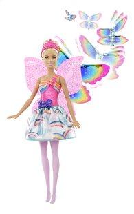 Barbie poupée mannequin Dreamtopia Fée avec des ailes virevoltantes-Côté droit