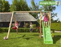Jungle Gym portique avec tour de jeu Tower et toboggan vert