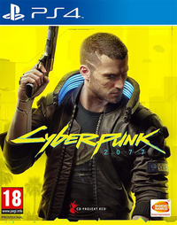 PS4 Cyberpunk 2077 Day One Edition FR-Avant