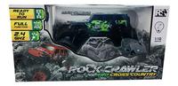 Auto RC Pick-up 4WD blauw-Vooraanzicht