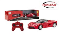 Voiture RC Ferrari LaFerrari rouge