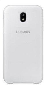 Samsung coque Galaxy J5 2017 + protection écran blanc transparent