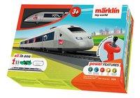 Märklin My World coffret de démarrage TGV-Côté droit