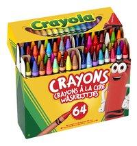 Crayola waskrijtjes - 64 stuks-Artikeldetail