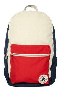 Converse sac à dos Core Plus Canvas Navy/Red/Natural