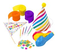 Party set Office Birthday Party Kit-Vooraanzicht