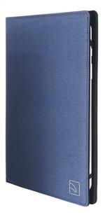 Tucano foliocover Folio Samsung Tab E blauw-Linkerzijde