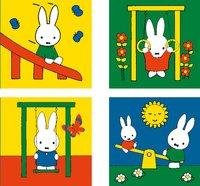 Ravensburger puzzle évolutif 4 en 1 Miffy-Avant