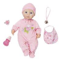 Baby Annabell zachte pop 43 cm-Vooraanzicht