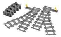LEGO City 7895 Wissels-Vooraanzicht