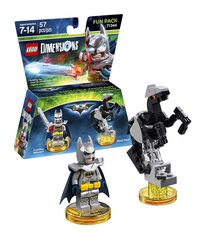 LEGO Dimensions Fun pack 71344 Batman Excalibur Batman FR/ANG