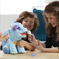 FurReal Friends peluche interactive Torch Mon Dragon Magique-Image 3