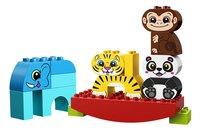 LEGO DUPLO 10884 Mijn eerste balancerende dieren-Vooraanzicht