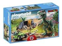 Playmobil Dino 9231 Explorateur avec dinosaures
