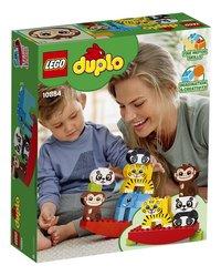 LEGO DUPLO 10884 Mijn eerste balancerende dieren-Achteraanzicht