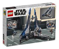 LEGO Star Wars 75316 Mandalorian Starfighter-Achteraanzicht