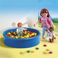Playmobil City Life 5572 Piscine à balles pour bébés-Image 1