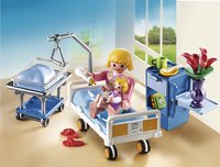 Playmobil City Life 6660 Kraamkamer met babybed-Afbeelding 1