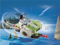 Playmobil Super 4 6691 Sky Jet-Image 1