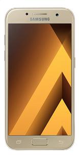 Samsung smartphone Galaxy A3 2017 Gold Sand