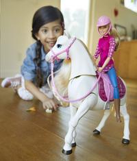 Barbie set de jeu Dreamhorse-Image 2