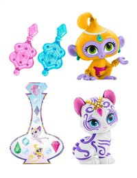 Fisher-Price minipoupée Shimmer & Shine Tala & Nahal-commercieel beeld