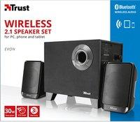 Trust haut-parleur Bluetooth Evon Wireless 2.1-Avant