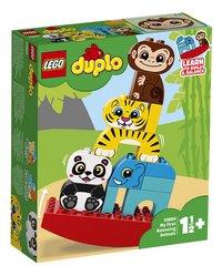 LEGO DUPLO 10884 Mijn eerste balancerende dieren-Linkerzijde