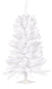 Sapin de Noël Table Tree blanc 90 cm