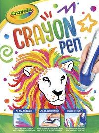 Crayola Crayon Pen -Avant