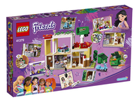 LEGO Friends 41379 Heartlake City restaurant-Achteraanzicht