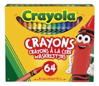 Crayola waskrijtjes - 64 stuks-Vooraanzicht