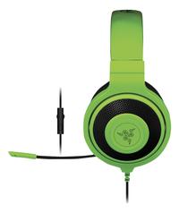 Razer casque-micro Kraken Pro eSport Gaming vert-Côté droit