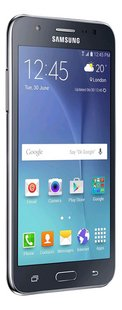 Samsung smartphone Galaxy J5 8 Go noir-Côté droit