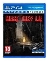 PS4 Here They Lie VR FR/ANG