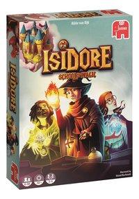 Isidore School of Magic-Linkerzijde
