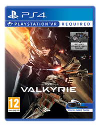 PS4 EVE: Valkyrie VR ENG/FR