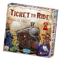 Ticket to Ride-Rechterzijde