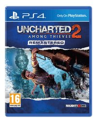 PS4 Uncharted 2: Among Thieves Remastered  ENG/FR