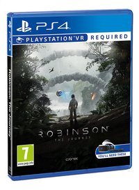 PS4 Robinson : The Journey VR FR/ANG