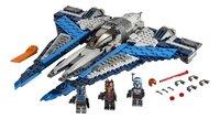 LEGO Star Wars 75316 Mandalorian Starfighter-Vooraanzicht
