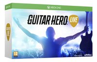 XBOX One Guitar Hero Live + manette guitare ANG-Avant