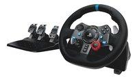 Logitech Volant de course avec pédales G92 driving Force noir