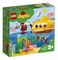 LEGO DUPLO 10910 Avontuur met onderzeeër-Linkerzijde