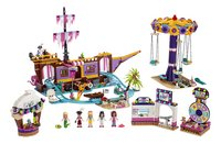 LEGO Friends 41375 Heartlake City pier met kermisattracties-Vooraanzicht