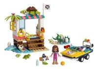 LEGO Friends 41376 Schildpadden reddingsactie-Vooraanzicht