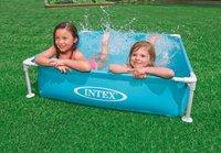 Intex zwembad Mini Frame 1,22 x 1,22 m-Afbeelding 1