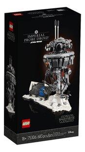 LEGO Star Wars 75306 Droïde sonde impérial-Côté gauche