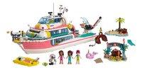 LEGO Friends 41381 Le bateau de sauvetage-Avant