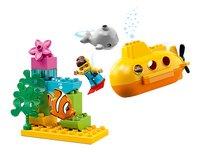 LEGO DUPLO 10910 Avontuur met onderzeeër-Artikeldetail